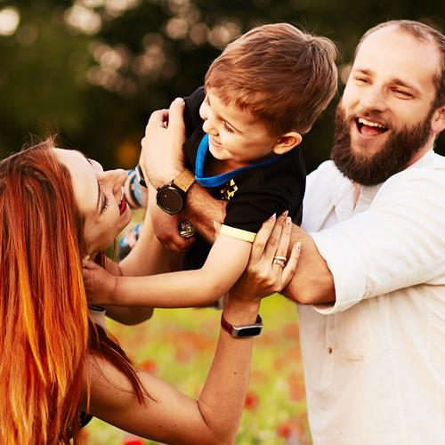 Γονείς - Οικογένεια