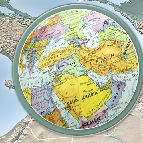 Γεωπολιτική της Ευρύτερης Μέσης Ανατολής και Τουρκίας